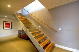 U Stairs Design Wooden U Shaped Stair Stringer Stairs Indoor Wood Staircase