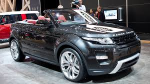 land rover convertible 2015 land rover range rover evoque convertible photos specs news