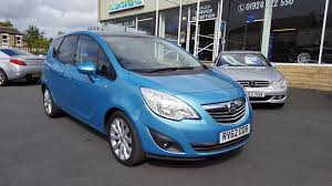 vauxhall meriva used vauxhall meriva 2012 for sale motors co uk