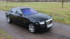 ghost bentley 2014 rolls royce ghost black