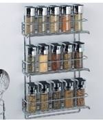 spice racks kitchen spice racks for cabinets organize it