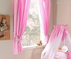 kinderzimmer gardinen rosa baby gardinen für kinderzimmer mit stickerei b 155x155cm ebay
