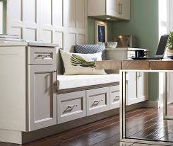 Kitchen Off White Cabinets Off White Cabinets In A Casual Kitchen Schrock