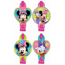minnie mouse birthday blowouts 8