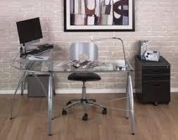 Pc On Desk Or Floor Modern L Shaped Desks Foter