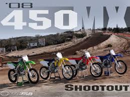 motocross action 450 shootout 2008 450 motocross shootout motorcycle usa