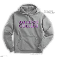 Amherst College by Amherst College Sweatshirt Grey Amherst Gear