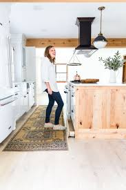 what is standard for toe kick on kitchen cabinets rustic modern kitchen cabinets maison de pax