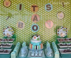 Baby Shower Centerpieces Boy by Photo Baby Shower Decorations Boy Image