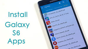 galaxy s5 apk install galaxy s6 apps on note 4 note edge note 3 s5 s4