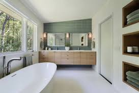 mid century modern bathroom lighting luxury mid century modern