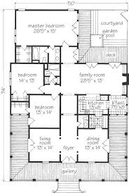 Southern Living House Plans With Basements by 7 Best 3 Bedroom Plans Images On Pinterest House Design