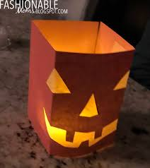 halloween paper lanterns my fashionable designs october 2016