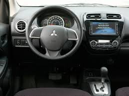 mitsubishi asx inside space star