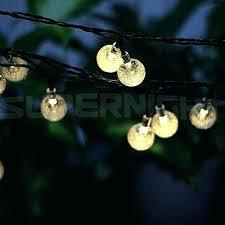 solar powered string lights solar power string lights for garden jobi club