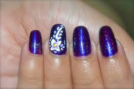 simple nail polish flower designs u2013 new super photo nail care blog