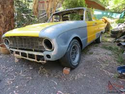 xk xl xm xp falcon 5 speed 302 ute project needs completing 90