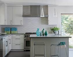 kitchen backsplash tile blue mahogany wood kitchen storage cabinet