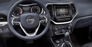 Grand Cherokee Srt Interior 2017 Jeep Cherokee Srt8 News Reviews Msrp Ratings With