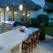 Outdoor Kitchen Lights 53 Best Outdoor Kitchens Images On Pinterest Outdoor Kitchens