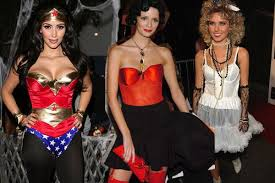 Snooki Halloween Costume Celebrities Heidi Klum Kardashian U0026 Snooki Halloween Costumes