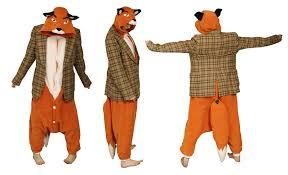 Fantastic Fox Halloween Costume Custom Fantastic Fox Kigu Diemortalroom Deviantart