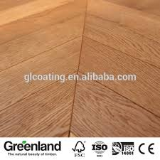 fishbone hardwood oak chevron parquet waterproof engineered wood