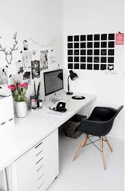 des bureau des idées pour aménager un bureau dans un petit espace bureaus