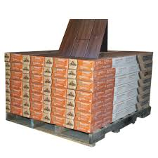millstead scraped hickory cocoa 1 2 in x 5 in wide x