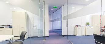 cloison verre bureau cloisons de bureaux à montréal vitrerie des experts
