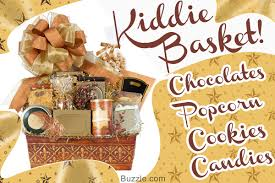 special gift basket ideas that almost for words