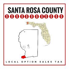Seeking Rosa Santa Rosa Seeking Increase In Local Option Sales Tax Wuwf