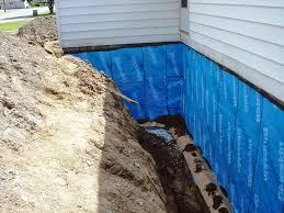 do it yourself basement waterproofing systems basement