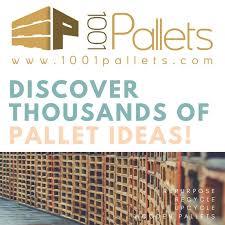 1001pallets thousands of pallet furniture ideas u0026 diy pallet