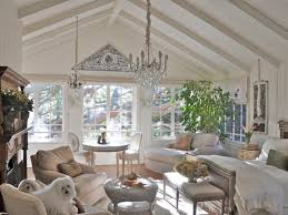 spacius spacious vaulted ceiling ideas for white living room with crystal
