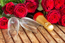 s day roses s day s day roses glasses chagne