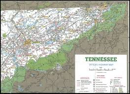 Tennessee City Map by East Tn Area Map