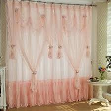 Ruffle Blackout Curtains Reminds Me Of Cinderella Dress Her Stepsisters Ripped Girly