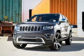 jeep grand customization 2015 jeep grand limited verde custom wheels montclair