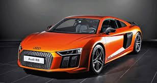audi orange color 2016 audi r8 v10 copper