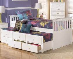 Pictures Of Trundle Beds Lulu Twin Storage Bed With Super Trundle From Ashley B102 53 50t
