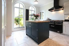 hand painted kitchen islands hand painted shaker style kitchen kitchens pinterest shaker
