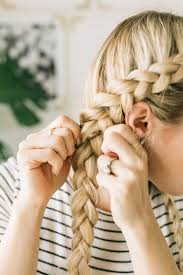 braid hairband braid tutorial a beautiful mess