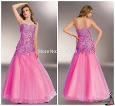 dresse picture more detailed picture about 2016 pink orange prom