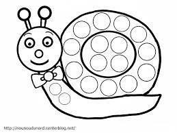 escargot 1 animaux u2013 coloriages à imprimer