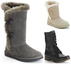 womens boots on sale kohls kohl s black friday s boots deals as low as 16 99 reg