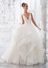 v neck wedding dresses buy discount organza v neck neckline gown wedding