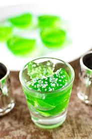 midori sour jello shots homemade hooplah