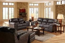 Jackson Leather Sofa Jackson Grant Bonded Leather Sofa Set Steel Jf 4453 Sofa Set At