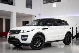 land rover evoque black used 2013 land rover range rover evoque sd4 dynamic lux for sale